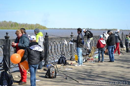 рыболовный фестиваль в Астрахани