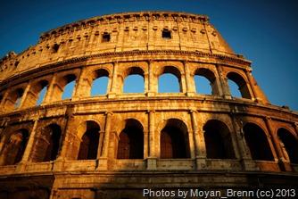 Рим,Колизей