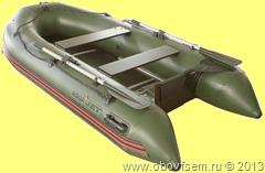 Надувная лодка Aqua Jet