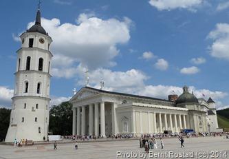 Кафедральный собор, Вильнюс