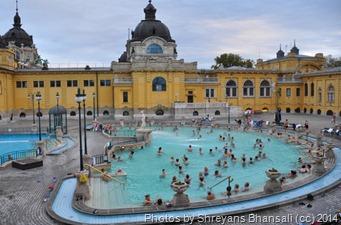 Сечени,Будапешт